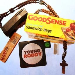 "Young Roddy ""Good Sense"" mixtape"