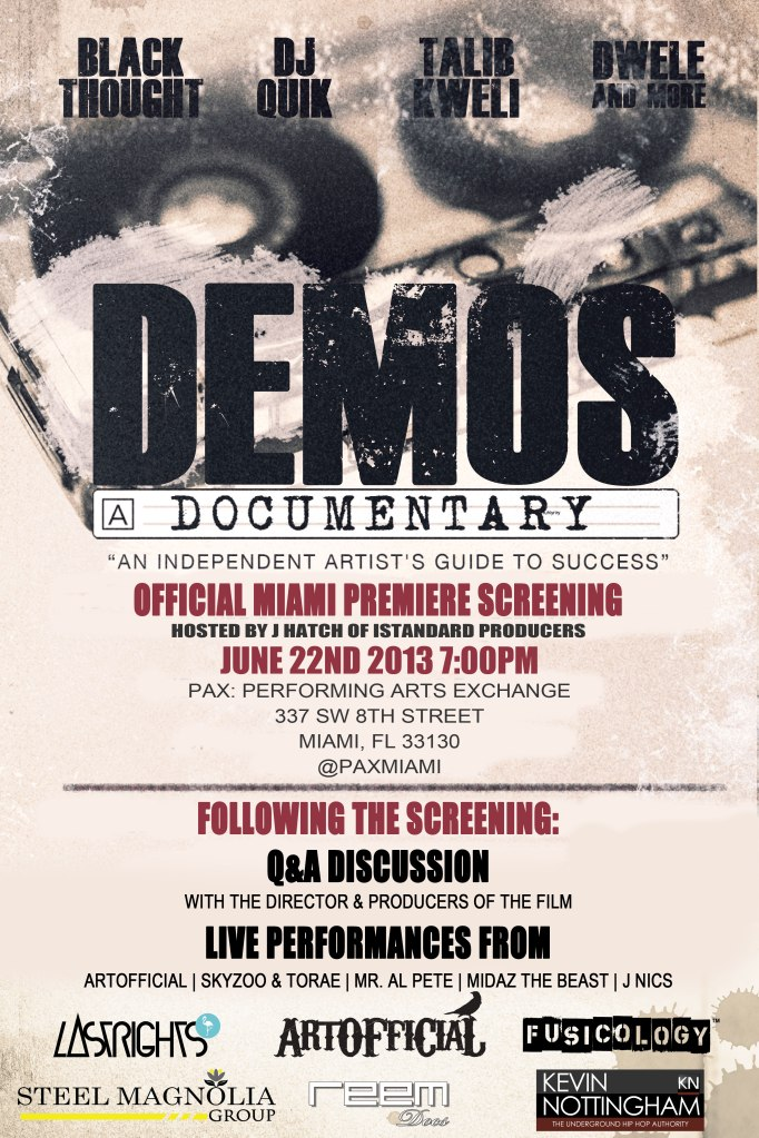 DEMOS-Miami-Screening
