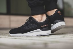 "ASICS GEL-Lyte III ""Rose Gold"" Pack"
