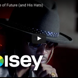 Enter the House of Future (and His Hats)