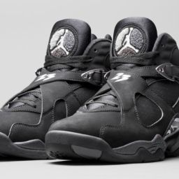 The Air Jordan VIII 'Chrome' Release Date