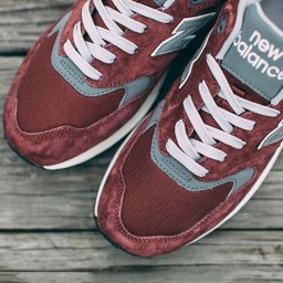 "New Balance 999 ""Red Clay"" Are OTW"