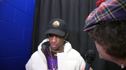 Nardwuar vs. Travi$ Scott