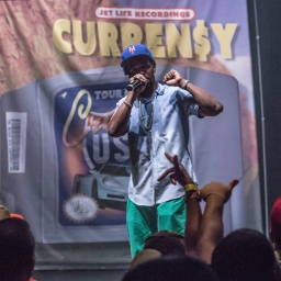Curren$y Live at The National | Video Recap