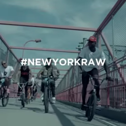 Pharrell, Nigel Sylvester and Their BMX Crew Take Over NYC