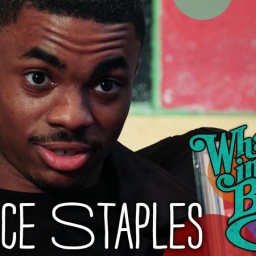Vince Staples – What's In My Bag?