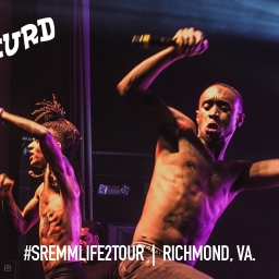"Rae Sremmurd Performing ""Black Beatles"" Live (Video) #Sremmlife2Tour"